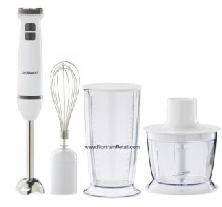 Ambiano 3-In-1 Hand Blender - White