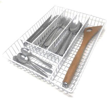 Kirkton House Wire Cutlery Storage