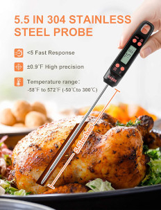 Habor Kitchen Digital Thermometer