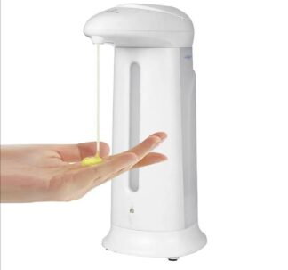 # Touch Free Automatic Dispenser - 370 ml