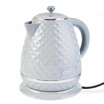 Ambiano Rapid Boil Textured Kettle - Grey