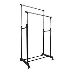 Easy Home Metal Clothes Trolley