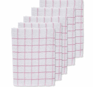 Kirkton House Terry Tea Towel 5-Pack