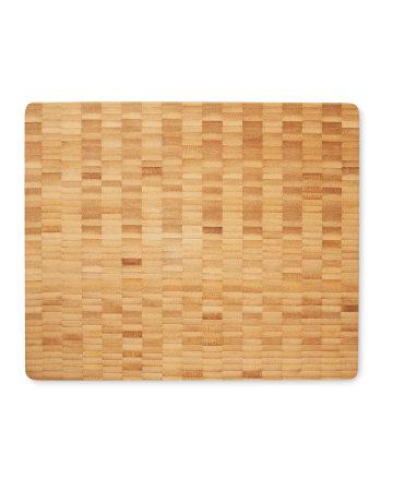 Premium Rectangular Wooden Trivet