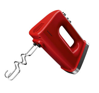 Silvercrest Hand Mixer Black and Red
