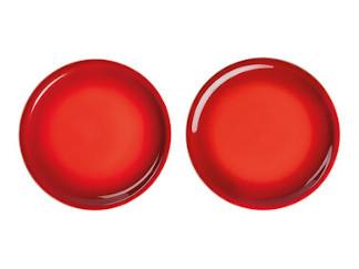 Ernesto Porcelain Plates Set 2 pack - Assorted Colours