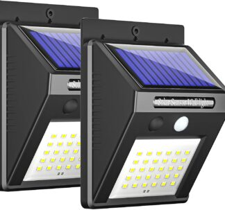 Home Protector Solar Security Light