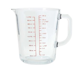 Dunelm Measuring Jug - 1 Litre
