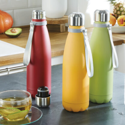 Ernesto Double Walled Insulated Flask, 500ml - Hot/Cold Up to 6hrs