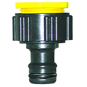 Universal Garden Hose Pipe Tap - Connector