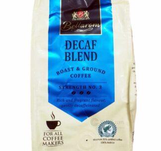 Bellarom Decaf Blend Roast and Ground Coffee - 227g