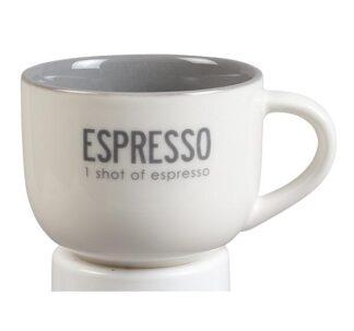 Coffee House Espresso Mug