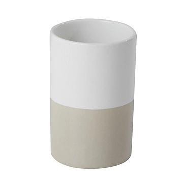 Cooke & Lewis Diani Pebble Ceramic Tumbler